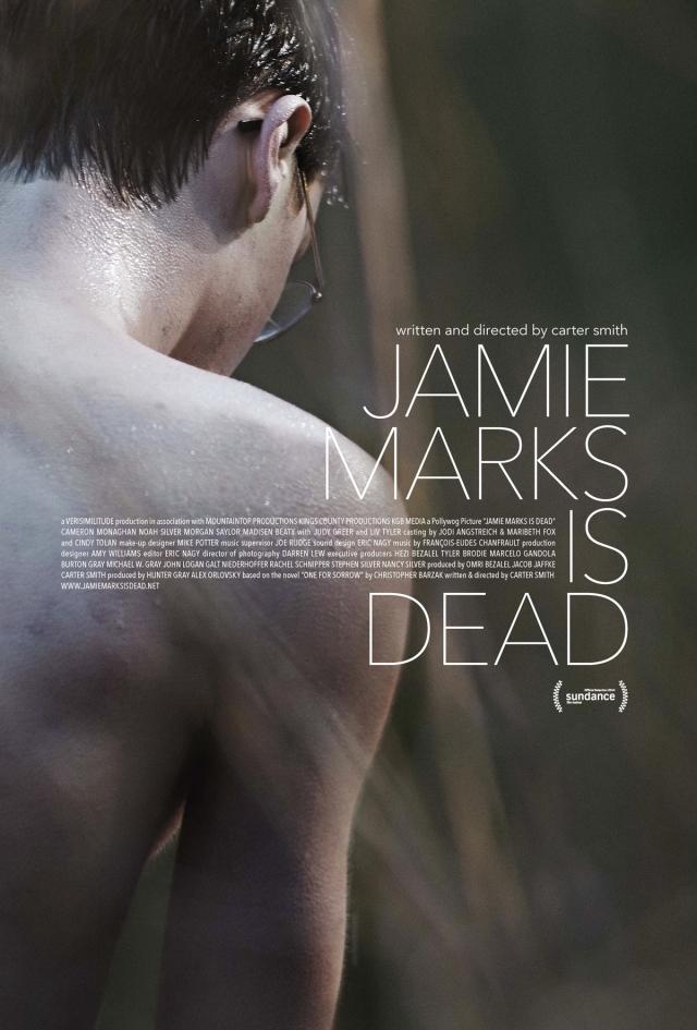 Jamie Marks is dead (2014)