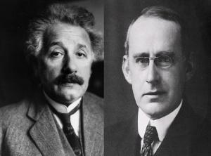 Einstein and Eddington (2008)f