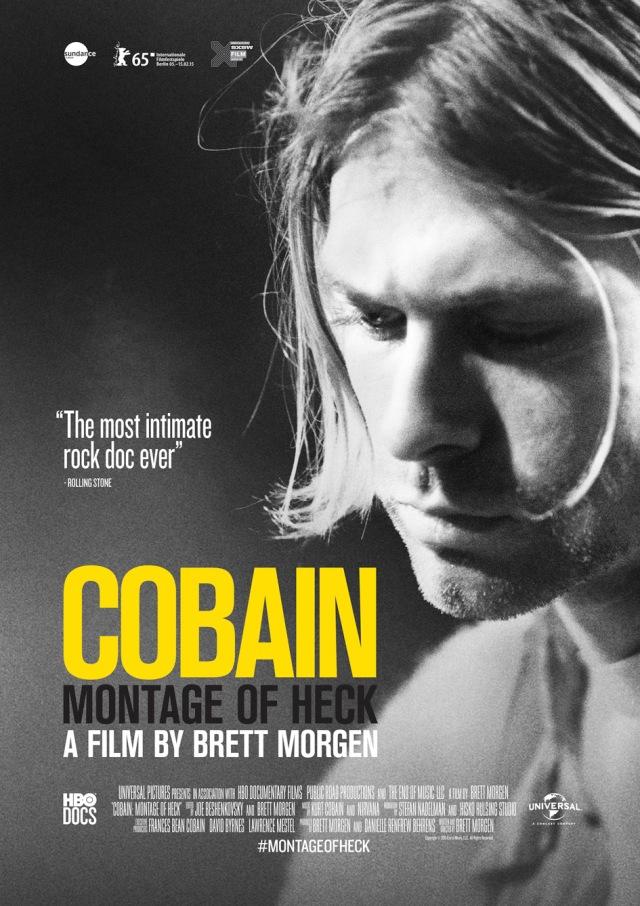 Kurt Cobain - montage of heck (2015)