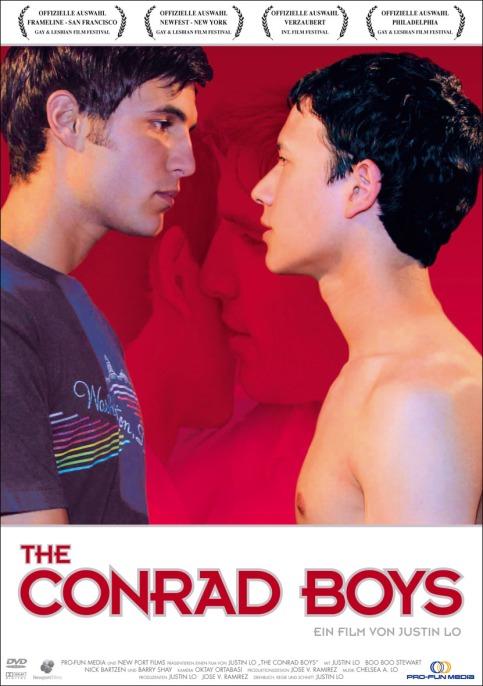 The Conrad Boys Artwork.indd